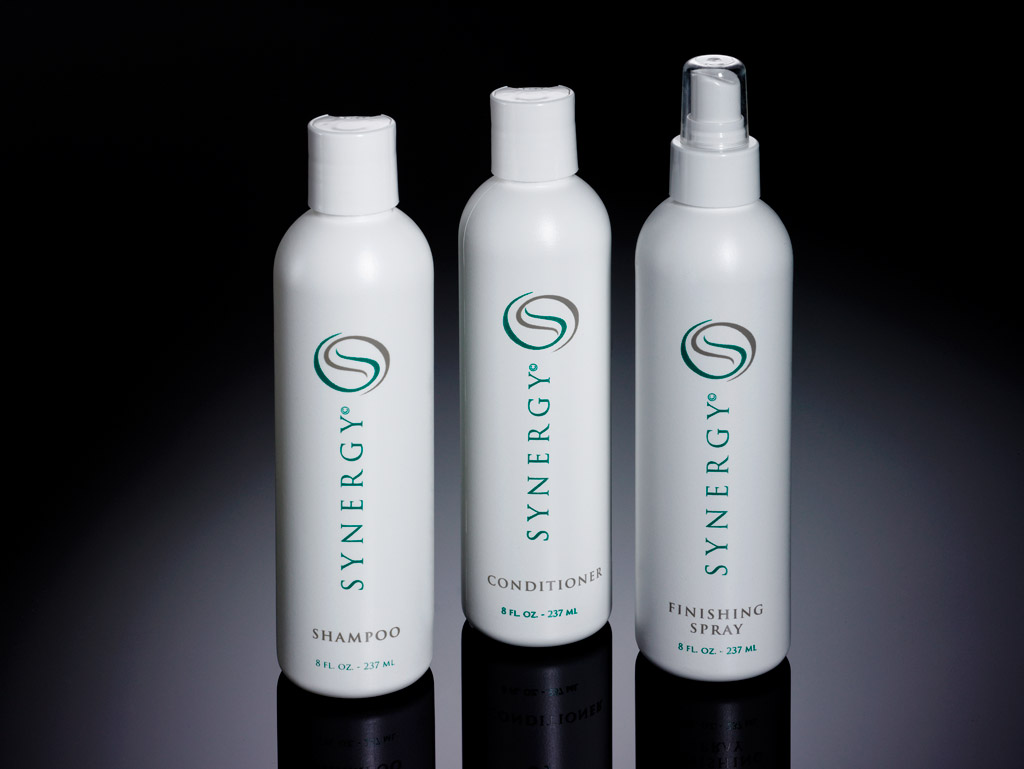 Synergy Combo - shampoo, conditioner and hair spray